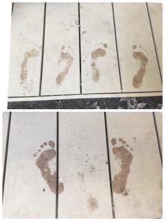 砂と泥の違いをみーつけた